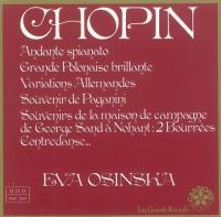 Andante spianato / Frédéric Chopin | Chopin, Frédéric (1810-1849)