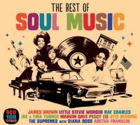 Best of soul music (The) / Booker T. & the MG's, ens. voc. & instr. | Brown, James (1933-2006). Chanteur. Chant