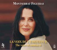 """Afficher """"Montserrat Figueras : la voix de l'émotion"""""""