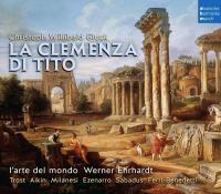 La clemenza di Tito / Christoph-Willibald Gluck | Gluck, Christoph Willibald von (1714-1787)
