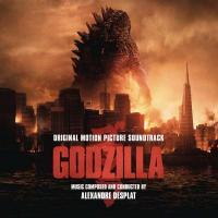 Godzilla : bande originale du film de Gareth Edwards   Desplat, Alexandre (1961-....). Compositeur