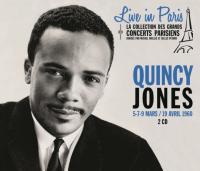 LIVE IN PARIS : 5-7-9 mars / 19 avril 1960 | Jones, Quincy (1933-....)