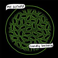 Friendly bacteria Mr Scruff, disc-jockey