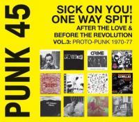 Punk 45, vol. 3 : Proto-Punk 1969-76 | Compilation