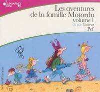 Aventures de la famille Motordu (Les), vol. 1
