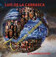 Tesoros humanos Luis de La Carrasca, chant Cie Flamenco vivo