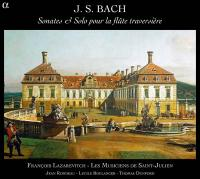 Sonates & solo pour la flûte traversière