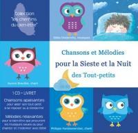 Chansons et mélodies pour la sieste des tout-petits / Gilles Diederichs   Diederichs, Gilles (1958-....)