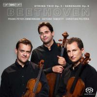 Trio Op. 3 en Mi bémol majeur
