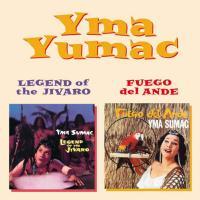 Legend of the Jivaro. Fuego del Ande | Yma Sumac (1927-2008). Chanteur