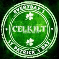 Everyday's St Patrick's day ! / Celkilt, ens. voc. & instr. | Celkilt. Interprète