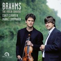 The violin sonatas / Johannes Brahms | Brahms, Johannes (1833-1897)