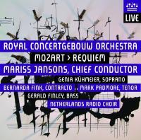 Requiem Wolfgang Amadeus Mozart, comp. Genia Kühmeier, soprano Bernarda Fink, contralto... [et al.] Royal Concertgebouw Orchestra Mariss Jansons, direction