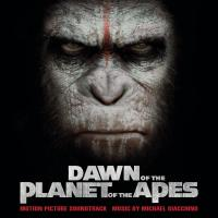 Dawn of the planet of the apes : bande originale du film de Matt Reeves