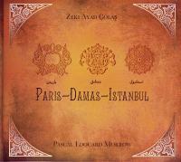 Paris-Damas-Istanbul