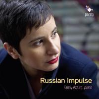 Russian impulse Sergei Rachmaninov, Sergei Prokofiev, Nikolai Kapustin, comp. Fanny Azzuro, piano