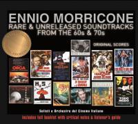 Rare & unreleased soundtracks from the 60s & 70s Ennio Morricone, comp.