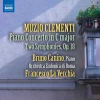 Concerto pour piano, 2 symphonies op.18