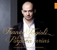 Porpora il maestro : Porpora arias / Nicola Porpora | Porpora, Nicola (1686-1768)