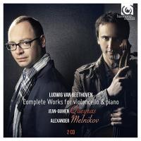 """Afficher """"Oeuvre intégrale pour violoncelle et piano"""""""
