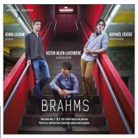 Sonata No.1 & 2 for clarinet and piano / Johannes Brahms | Brahms, Johannes (1833-1897)
