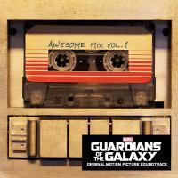 Guardians of the galaxy =  Les gardiens de la galaxie : awesome mix, vol. 1, bande originale du film de James Gunn