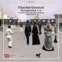 Symphonies 1 - 3 / Charles Gounod | Gounod, Charles (1818-1893)