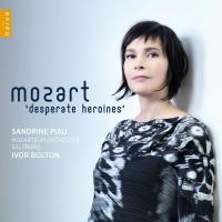 Desperate heroines / Wolfgang Amadeus Mozart | Mozart, Wolfgang Amadeus (1756-1791)