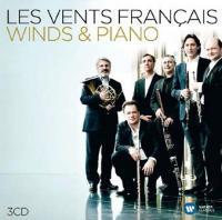 WINDS & PIANO / Les Vents Français | Poulenc, Francis (1899-1963)