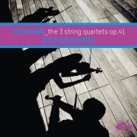 3 quatuors à cordes, op. 41 (Les) | Robert Schumann