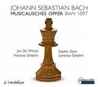 Musical offering, BWV.1079 / Johann Sebastian Bach | Bach, Johann Sebastian (1685-1750)
