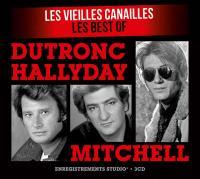 Dutronc, Hallyday, Mitchell : les vieilles canailles | Dutronc, Jacques (1943-....). Chanteur