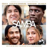 Samba : bande originale du film d'Eric Toledano et Olivier Nakache
