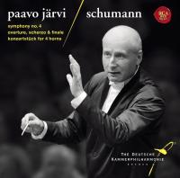 Overture, scherzo & finale, op. 52 / Robert Schumann | Robert Schumann