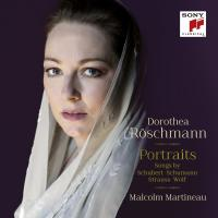 Portraits : songs by Schubert, Schumann, Strauss, Wolf