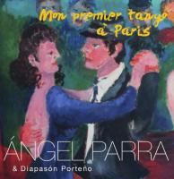 Mon premier tango à Paris