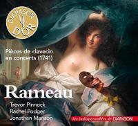 Pièces de Clavecin en concerts / Jean-Philippe Rameau | Rameau, Jean-Philippe (1683-1764)