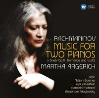 Music for two pianos / Sergueï Rachmaninov | Sergueï Rachmaninov