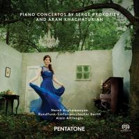 Piano concertos by Serge Prokofiev and Aram Khachaturian