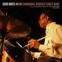 Live at Cory Weeds' Cellar Jazz Club / Louis Hayes, batt.   Hayes, Louis. Interprète