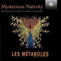 Mysterious nativity : music for choir