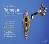Les fêtes de Polymnie / Jean-Philippe Rameau | Rameau, Jean-Philippe (1683-1764)