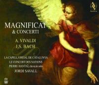 Magnificat & concerti   Bach, Johann Sebastian (1685-1750)