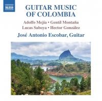 GUITAR MUSIC OF COLOMBIA |