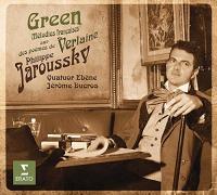 Green : mélodies françaises sur des poèmes de Verlaine / Chabrier, Chausson, Debussy [et al.], compositeurs | Jaroussky, Philippe (1978-....). Musicien