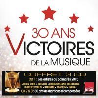30 ans Victoires de la musique / Christine and The Queens ; Alain Souchon & Laurent Voulzy ; Brigitte... [et al.] | Renaud