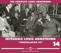 INTEGRALE LOUIS ARMSTRONG, vol.14 : constellation 48 |