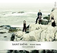 Piano trios / Camille Saint-Saëns | Saint-Saëns, Camille (1835-1921)
