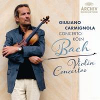 Violin concertos | Bach, Johann Sebastian (1685-1750). Compositeur