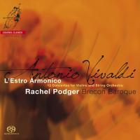 L'estro armonico, op. 3 / Antonio Vivaldi | Vivaldi, Antonio - Compos.